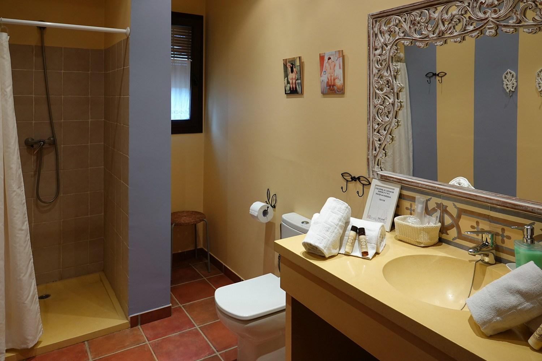 vakantiehuis aan water badkamer 1 tierragua