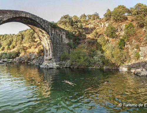 Zwemmen in Extremadura