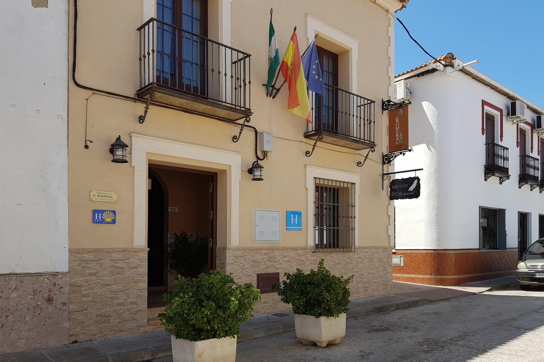 Authentieke accommodatie tijdens fietsen door Extremadura