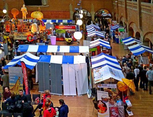 Tierragua op vakantiebeurs bijzondere reizen Amsterdam 2020