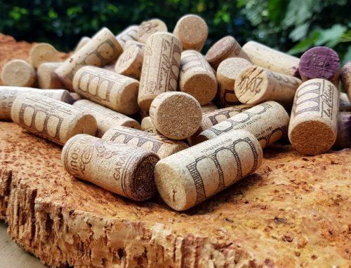 Waar komen de wijn- en champagnekurken vandaan